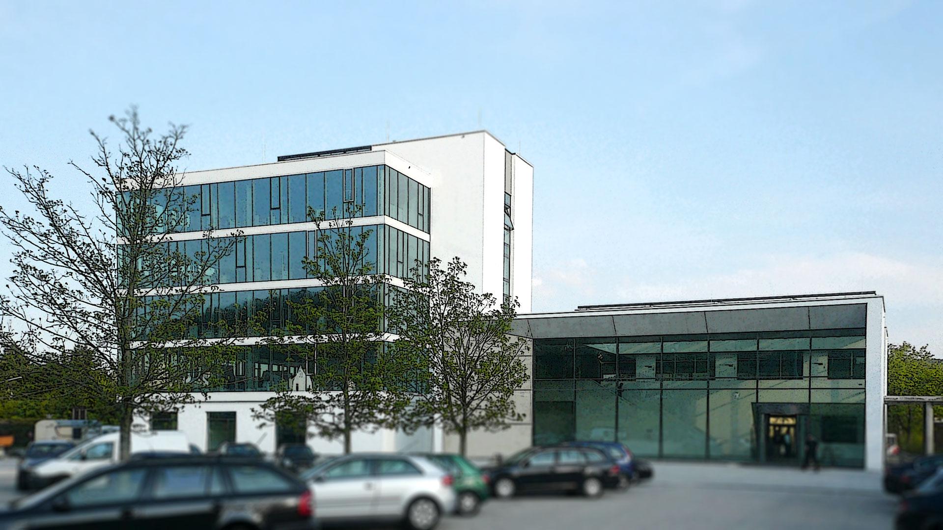 Neubau Verwaltungsgebäude in Beilngries