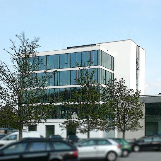 Neubau Verwaltungsgebäude Beilngries