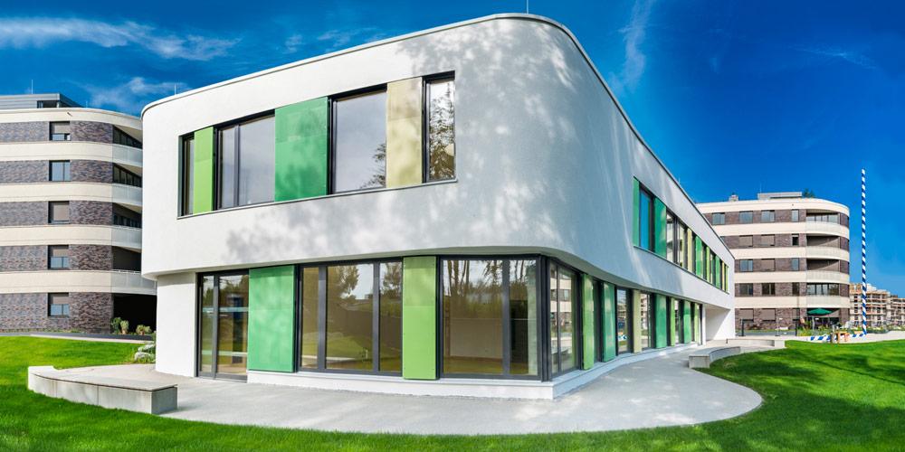 Haus für Kinder Baumkirchen Mitte München