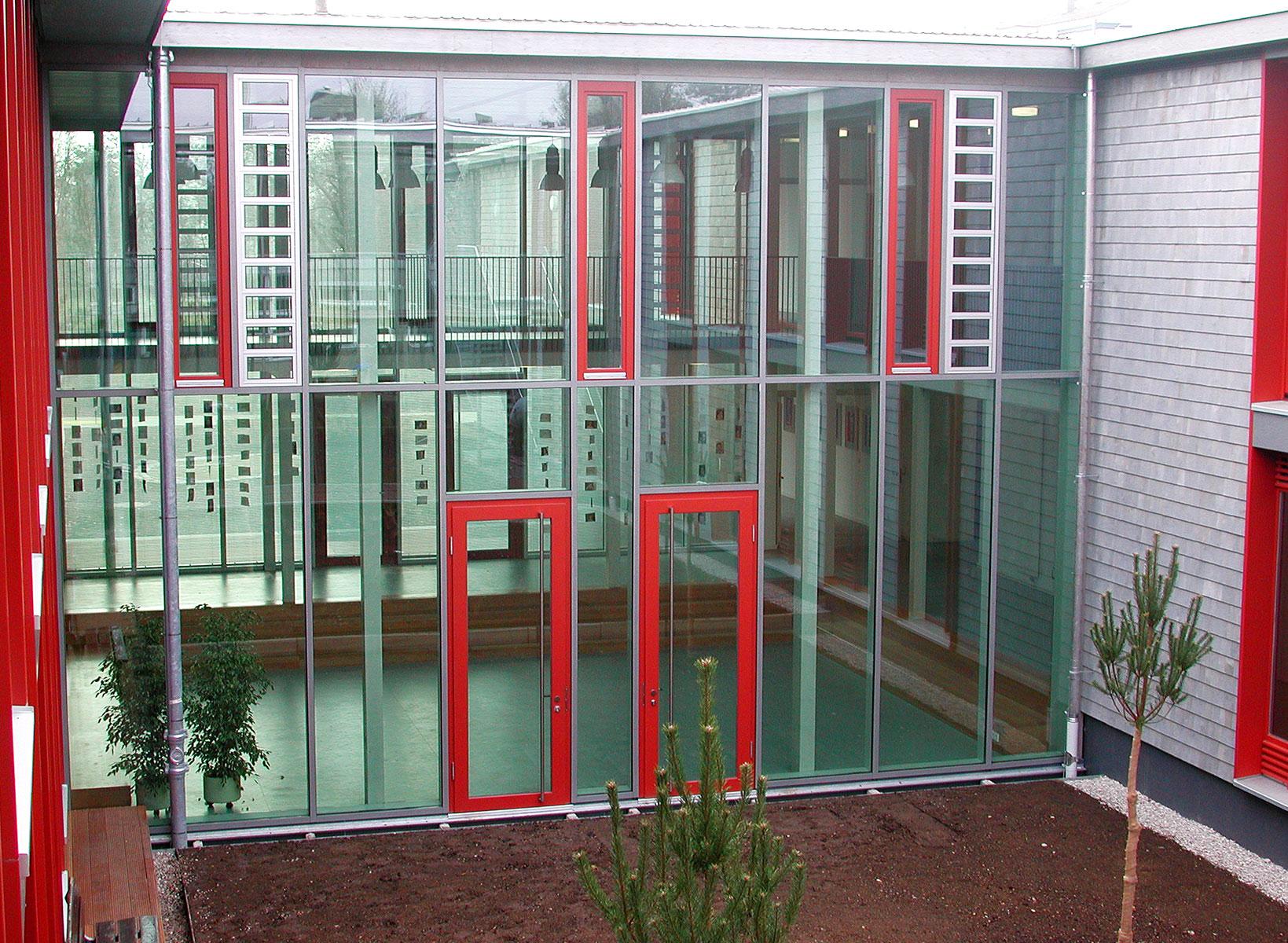 Ersatzbau Förderschule Wichern-Zentrum