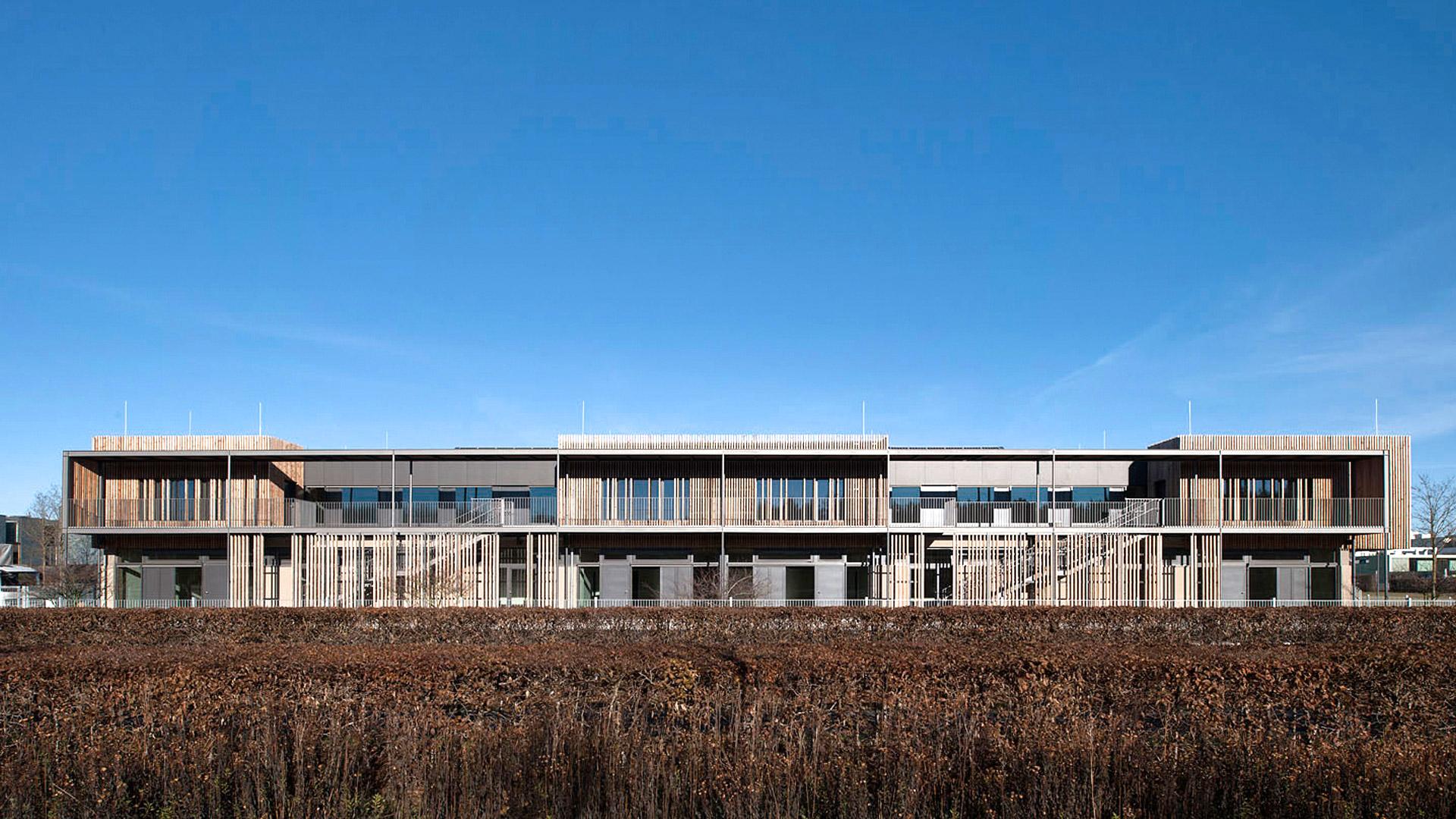 Neubau Kindertageszentrum in München-Riem