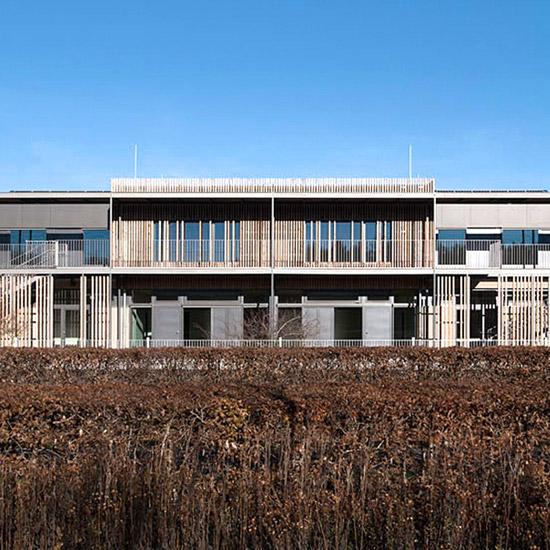 Neubau Kindertageszentrum München-Riem