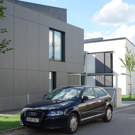 Einfamilienhaus Mehrfamilienhaus Augsburg
